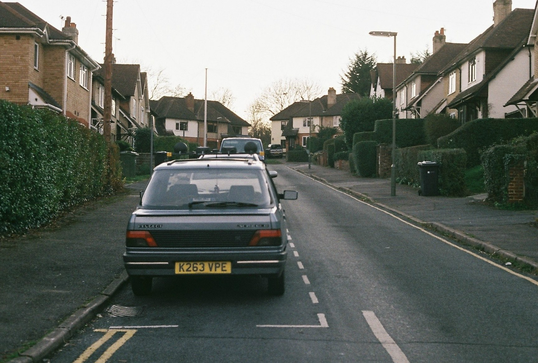 Reader Excerpts: Guildford on an Olympus XA2